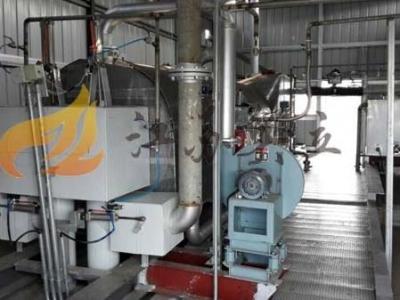 高浓度废气热力氧化焚烧炉(TO)